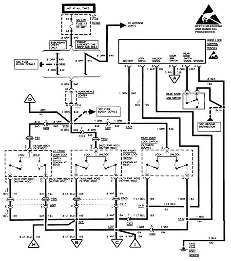 94 S10 Wiring Diagrams Get Wiring Diagram Online Free