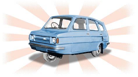 A Car You Never Heard Of The SAIL Badal jalopnik