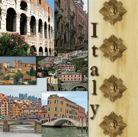 A Coffee Table Book Series Italy by Beth Reidy Travel