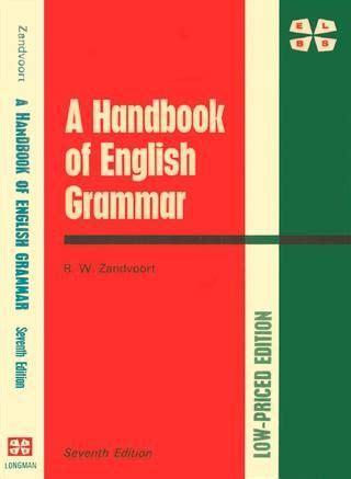 A Handbook of English Grammar 7 edition issuu