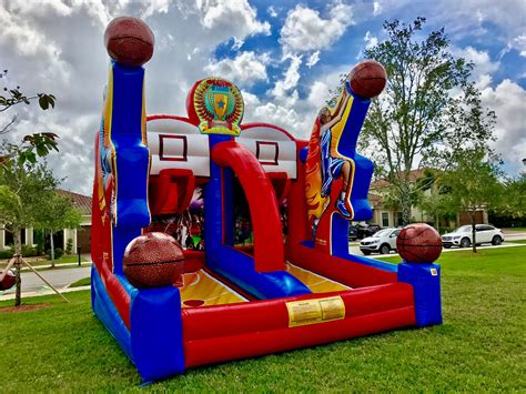 A Jump Above Party Rentals bounce house rentals and