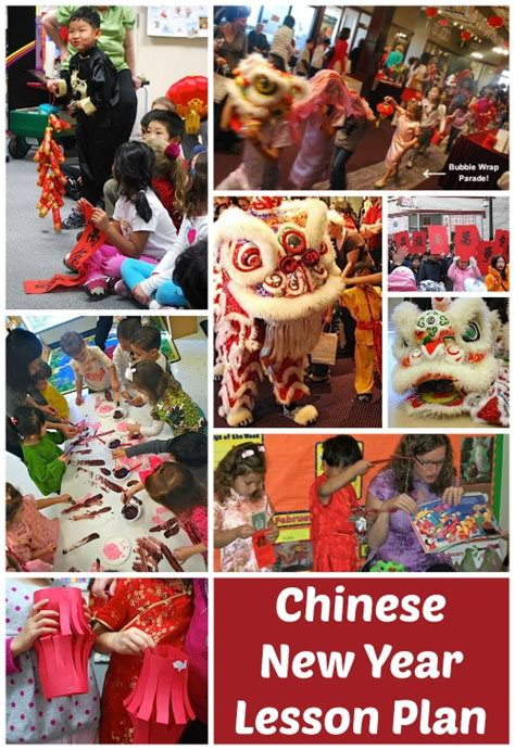 A Lesson Plan for Chinese New Year kidworldcitizen
