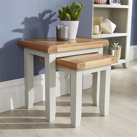 A Painted Coffee Table Nesting Place