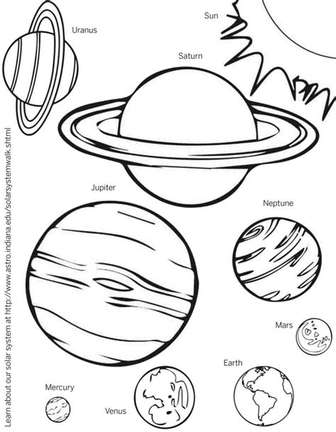 A SOLAR SYSTEM COLORING BOOK Astronomers Group