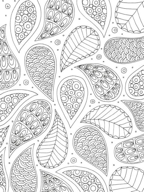 A creative source for free designer colouring pages Find