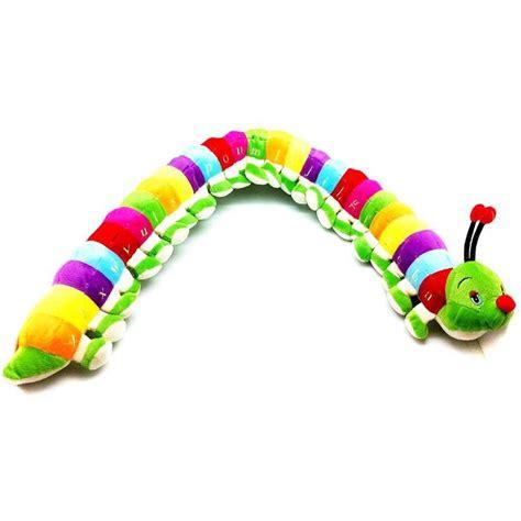 ABC Caterpillar Plush Toy Toys R Us Australia