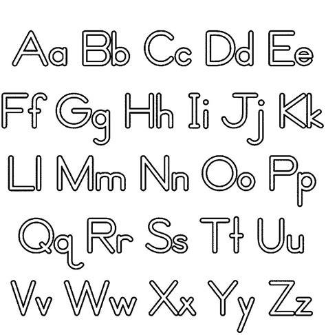 ABC coloring PrimaryGames