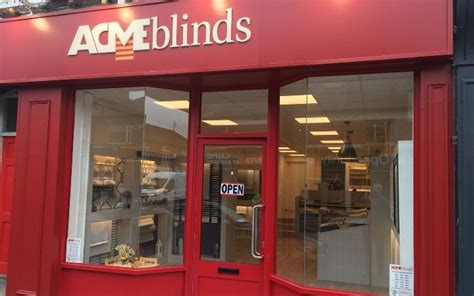 ACME Blinds Irish Blinds Company with a Nationwide
