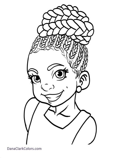 AFRICAN AFRICAN AMERICAN COLORING PAGES