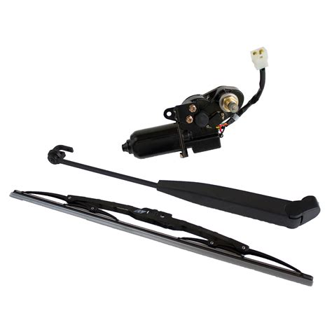 AM Equipment Windshield Wiper Systems Durable DC Motors