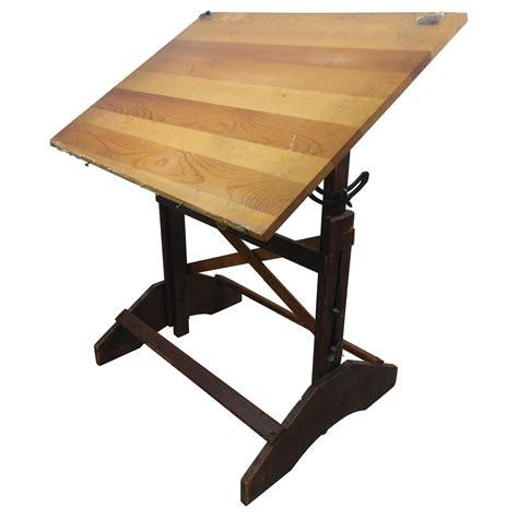 ANCO BILT DRAWING TABLE at 1stdibs