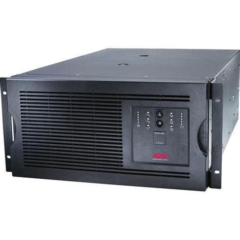 apc smart ups 5000 wiring diagram images sine wave output of apc smart ups 5000va 230v rackmount tower b h photo video