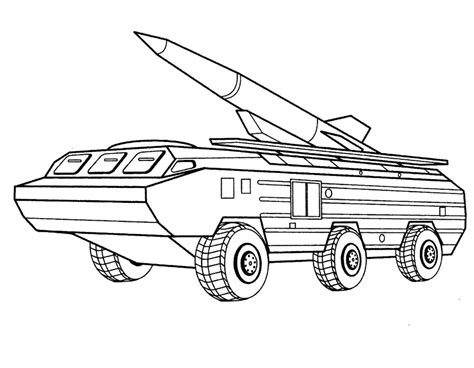 ARMY vehicles coloring pages Coloring pages Printable