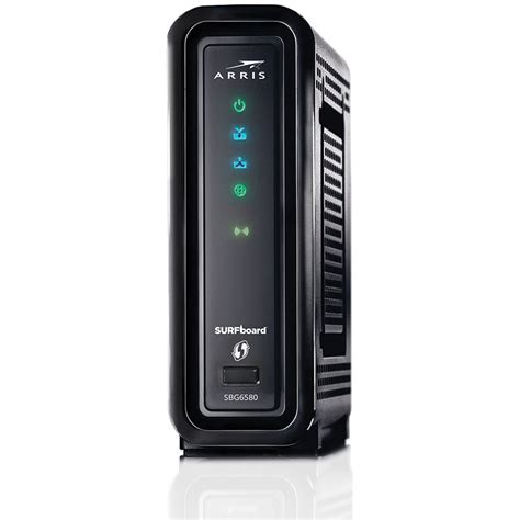 ARRIS SURFboard SBG6580 DOCSIS 3 0 Cable Walmart