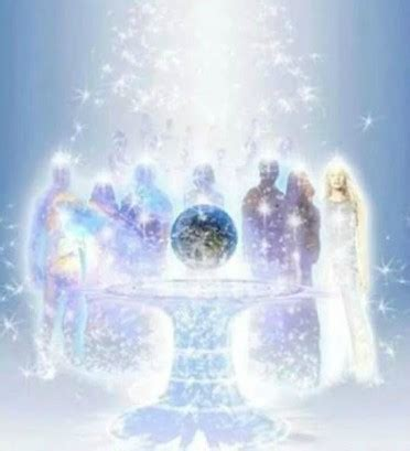 ASCENDED MASTERS AND COSMIC BEINGS Light Ascension