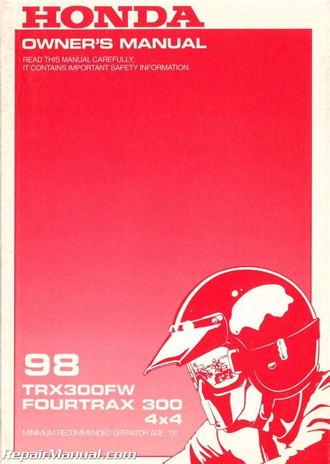 honda atc wiring diagram images honda big red wiring atv owners manuals owning a honda honda mpe