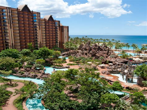 AULANI A Disney Resort Spa Hawaii Oahu Hawaii