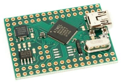 AVR AT90CAN128 USB RS232 CAN Module Board Crumb128 CAN V5 0