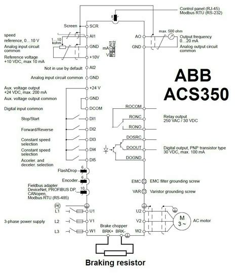 abb vfd circuit diagram images diagram besides abb vfd control abb vfd wiring diagram circuit and schematic wiring