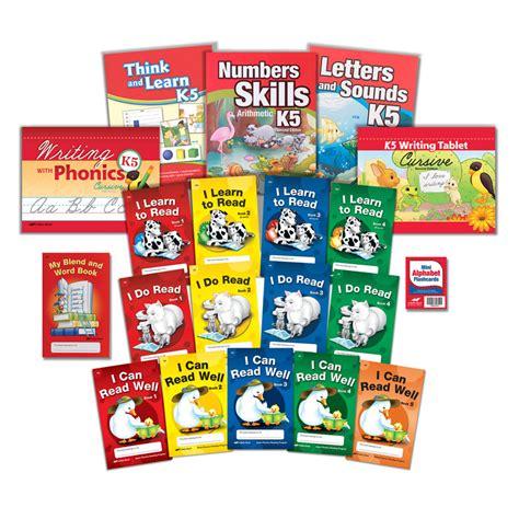Abeka Product Information K5 Child Kit Cursive