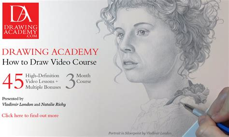 About Drawing Academy How to Draw Video Course