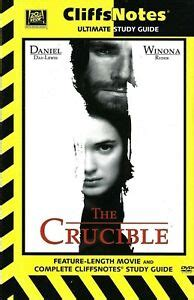 About The Crucible CliffsNotes Study Guides