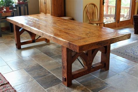 About Us Farmhouse Kitchen Tables Handmade Pine Tables