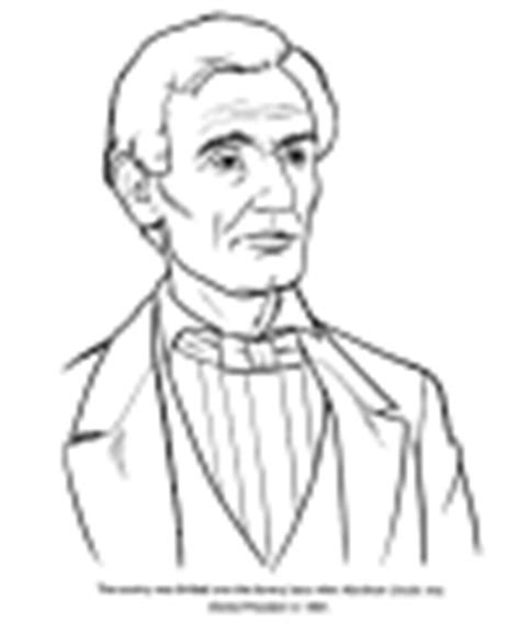 Abraham Lincoln Biography Facts Pictures and Coloring