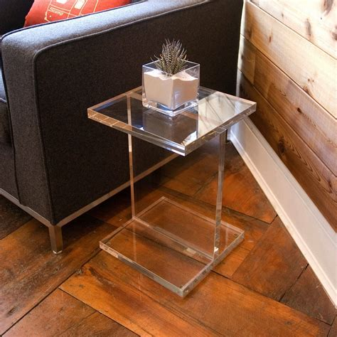 Acrylic Coffee Tables Acrylic Tables Luminati Display