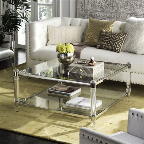 Acrylic Coffee Tables Beso