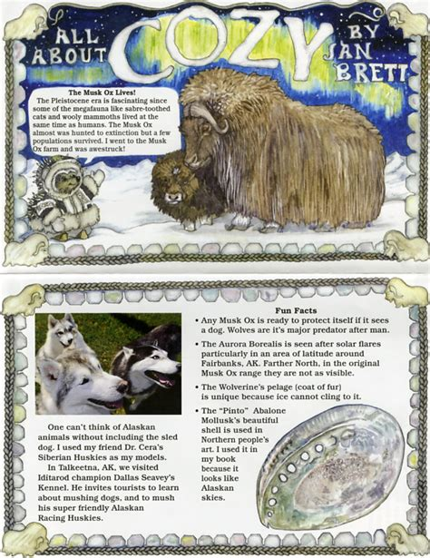Activities Pages Author Jan Brett s Free Coloring Video