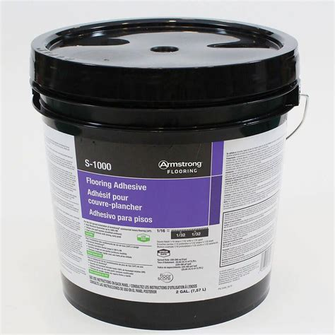 Adhesive Products Armstrong Flooring Commercial