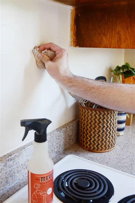 Adhesive Smart Tiles Backsplash Review How Renter
