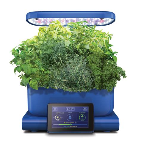 AeroGarden Harvest Touch with Gourmet Herbs Seed Pod Kit
