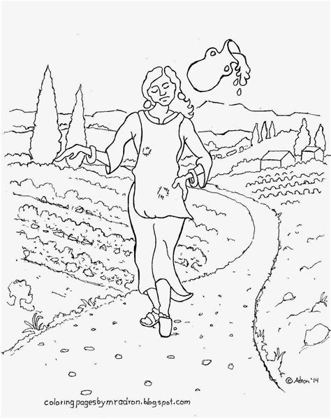 Aesop s Fables Online Coloring Pages Page 1
