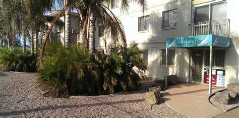 Affordable Whyalla Accommodation at The Palm Apartments