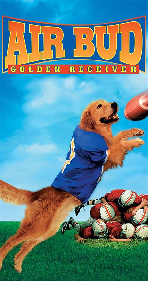 Air Bud Golden Receiver 1998 IMDb