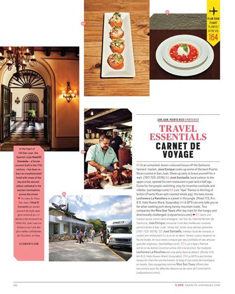 Air Canada enRoute Magazine November novembre 2012 by