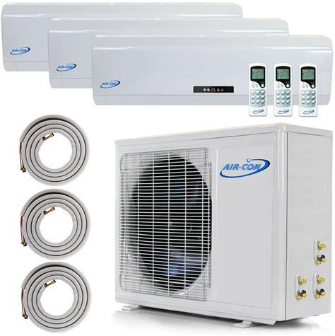 AirCon Mini Split Ductless Heat Pump Air Conditioner Sale