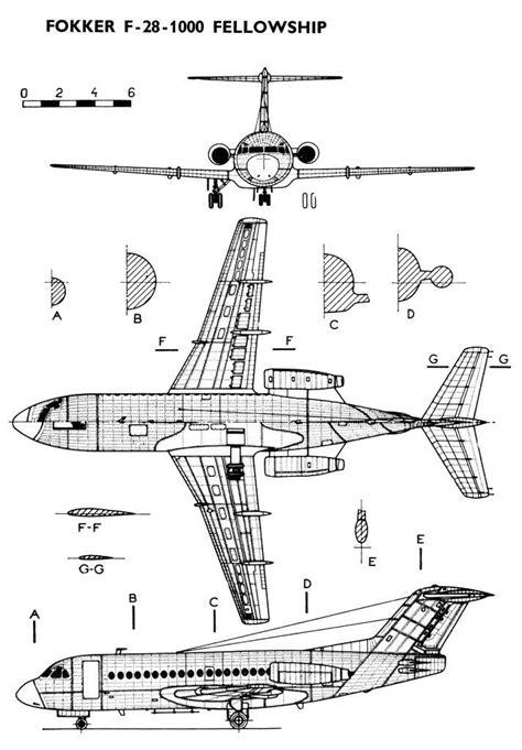 Aircraft Scale Drawings Aeroflight