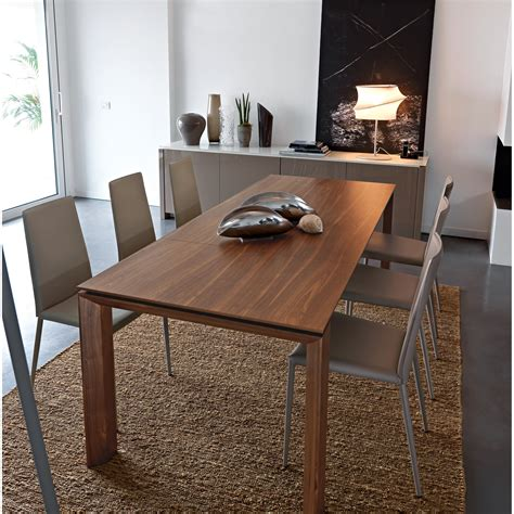 Airport Extendable Dining Table by Calligaris For Sale