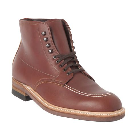 Alden Shoes New York Mens Shoes NYC Alden Indy Boot