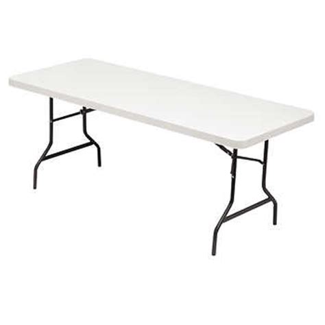Alera Folding Banquet Table 72 x 29 Platinum Costco