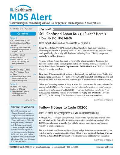 Alert Magazine Home