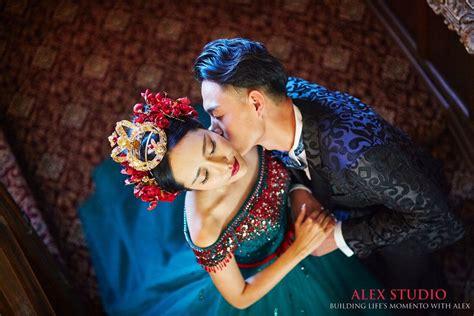 Alex Studio Seattle Wedding Photographer professional