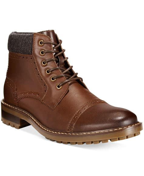 Alfani Mens Boots Chukka Dress Boots Slip ons Macy s