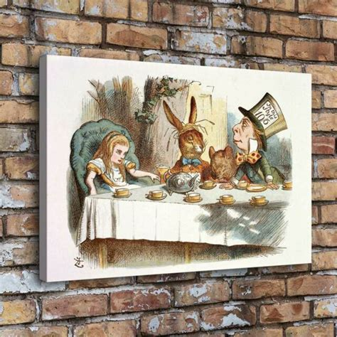 Alice in Wonderland Wall Art and Home D cor at Art