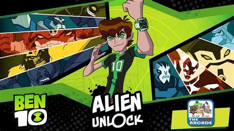 Alien Unlock Ben 10 Omniverse Games Cartoon Network