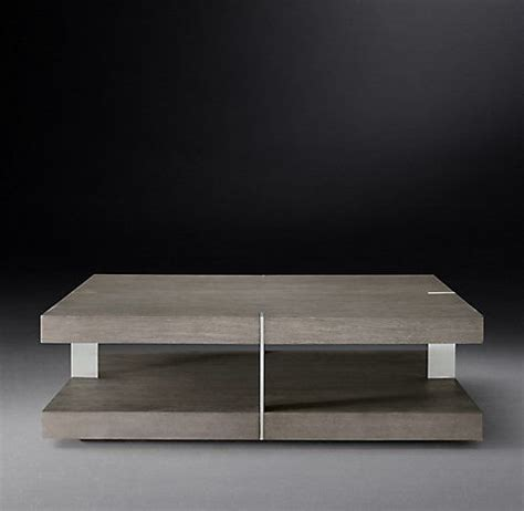 All Coffee Tables RH