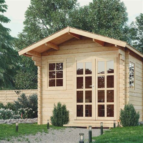All Natural Highest Quality Wooden Shed Kits Luxury and